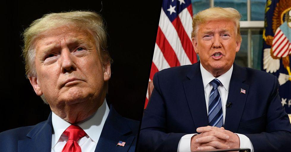 Donald Trump Declares National Emergency Over Coronavirus