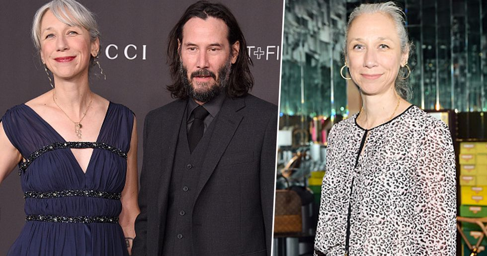 Keanu Reeves' Girlfriends Opens up About Relationship