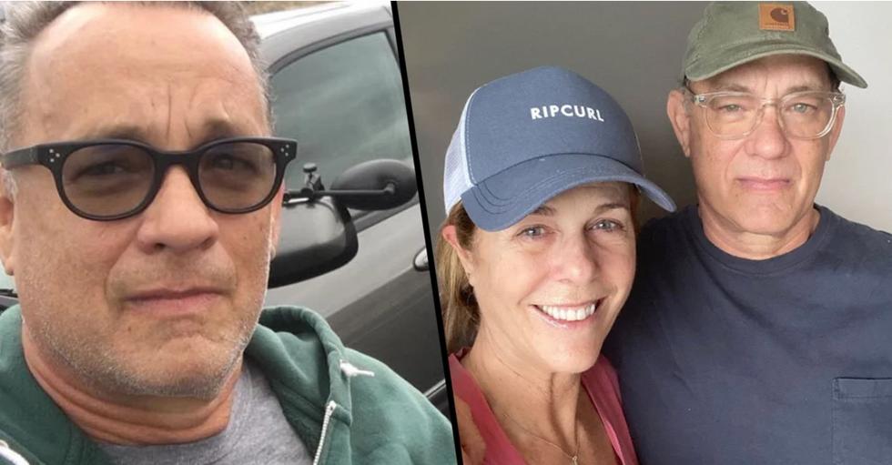 Tom Hanks Gives Advice to Coronavirus Sufferers