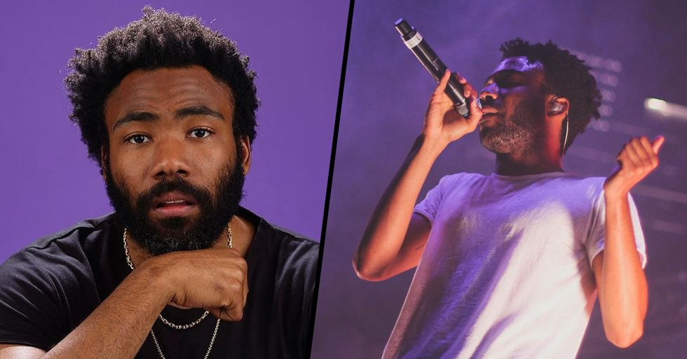 Childish Gambino's New Album Surfaces and Gets Removed Hours Later