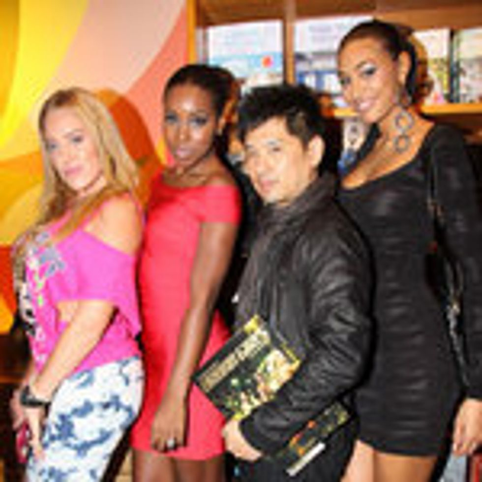 Howard Huang's Urban Girls Book Release Party