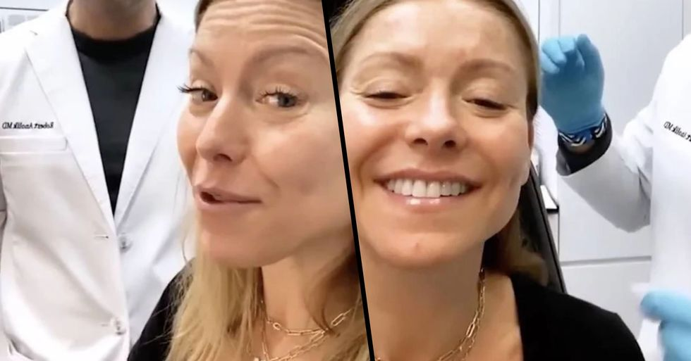 People Are Calling out Kelly Ripa for Joking About Coronavirus