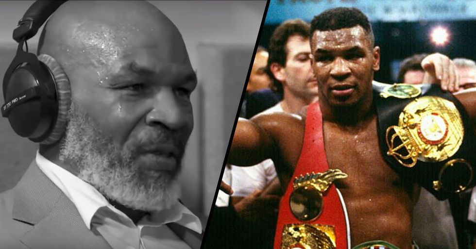 Boxing Star Mike Tyson Reveals He Is Looking Forward to Dying in Emotional Interview