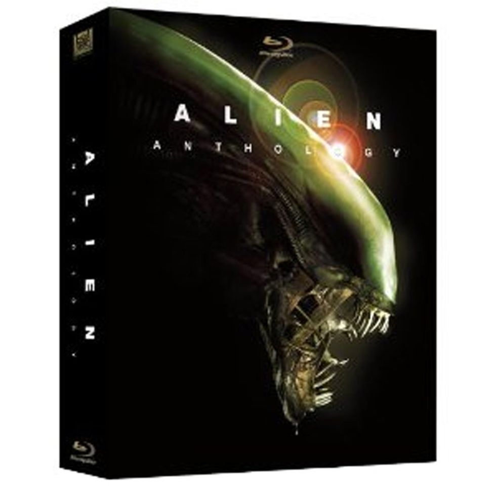 Alien Anthology On Blu-ray