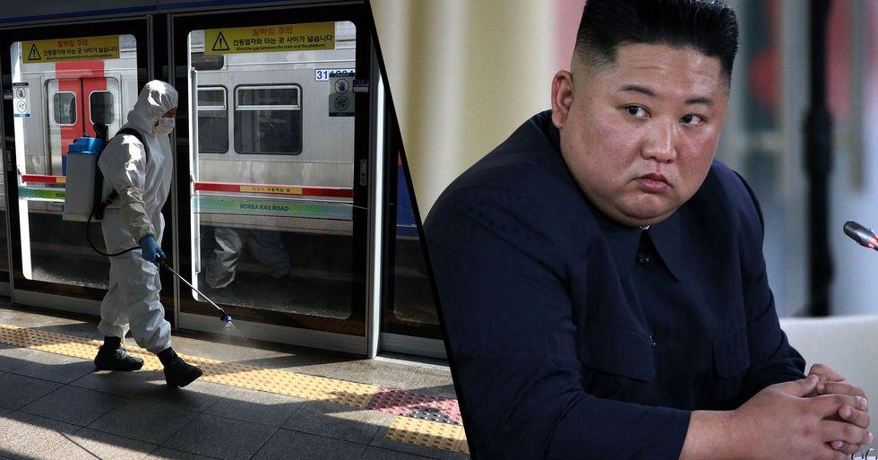 North Korea Claims It Has No Cases of Coronavirus