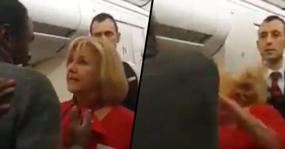 Passenger Slaps Air Hostess in the Face in Heated Row Amid Coronavirus Tensions
