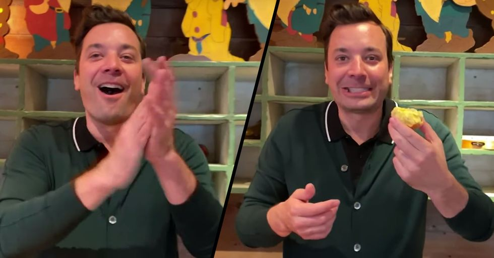 Jimmy Fallon Brought 'The Tonight Show' to His Home in What Might Be Our Favourite Episode Ever