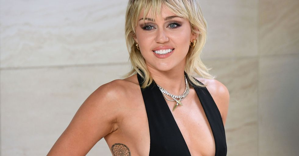 Miley Cyrus Makes Shocking Confession About Demi Lovato Relationship