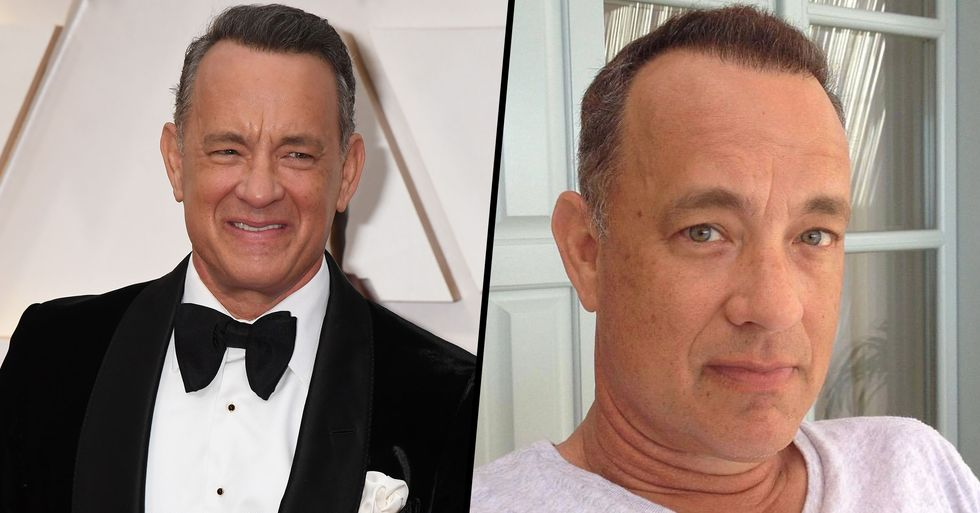 Tom Hanks 'Not Great' After Recent Diagnosis