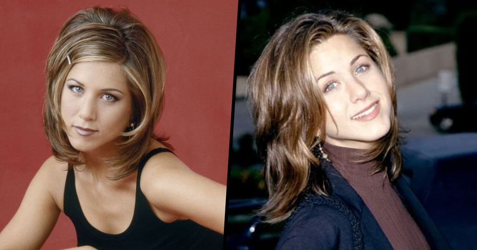 The 'Rachel Haircut' is Back as 2020's Latest Trend
