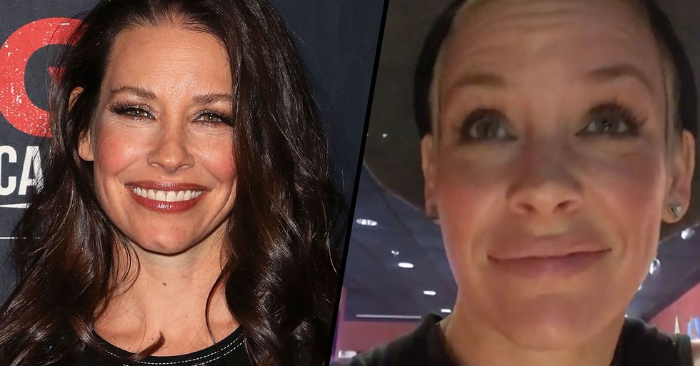 'Avengers' Star Evangeline Lilly Refuses to Self-Isolate