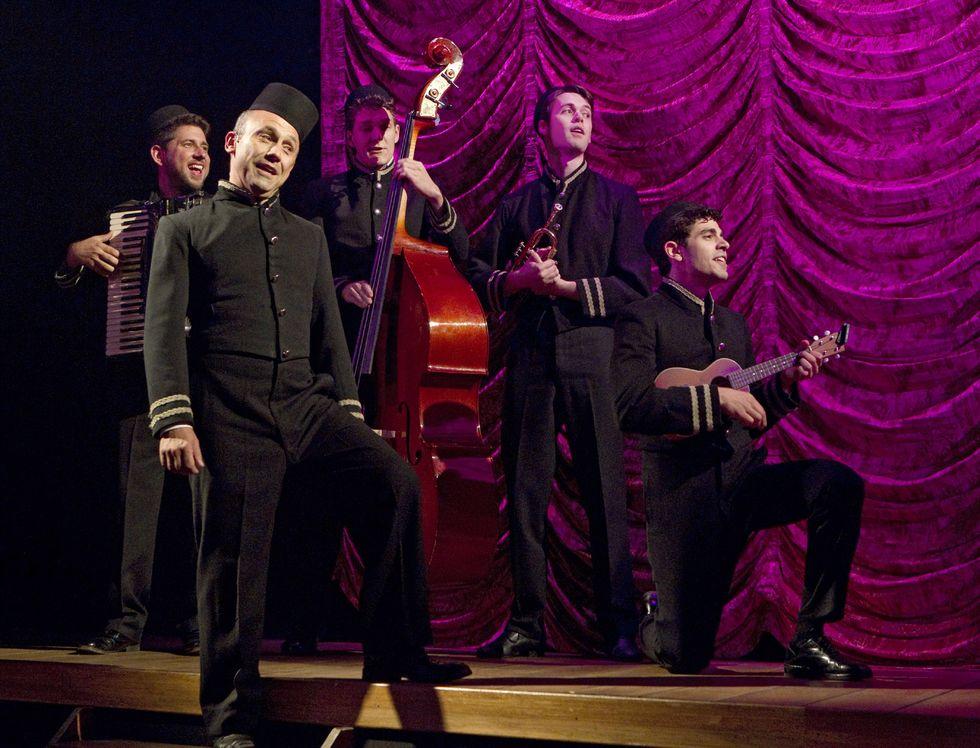 Brief Encounter's Damon Daunno Talks Neuroses, Broadway and Jingle Cats