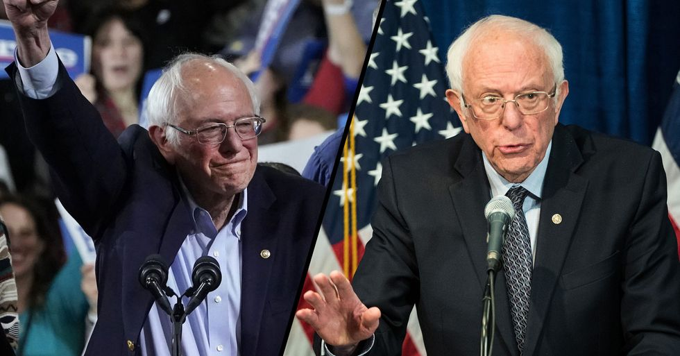 Bernie Sanders Wants $2,000 Monthly Payment to Every US Household