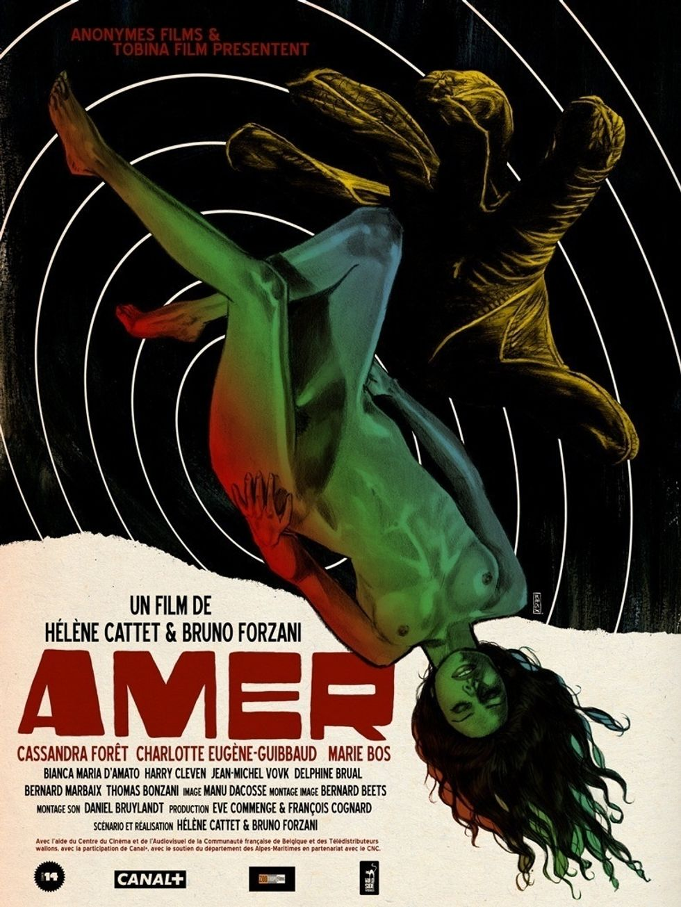 Amer, Homage To Italian Thrillers, Opens Friday