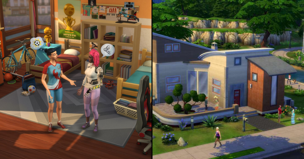 Price of 'The Sims' Drops by 75% During Mass Self-Isolation