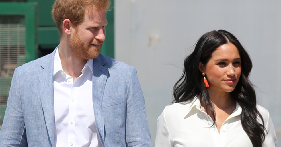 Harry and Meghan's Latest Update is Breaking Everyone's Hearts