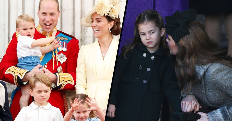 Kate Middleton Uses Code Words to Let Her Kids Know They're Acting up in Public