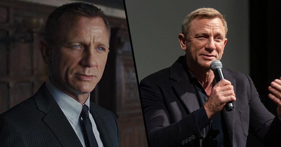 Daniel Craig Won't Leave $145 Million Fortune to Kids When He Dies