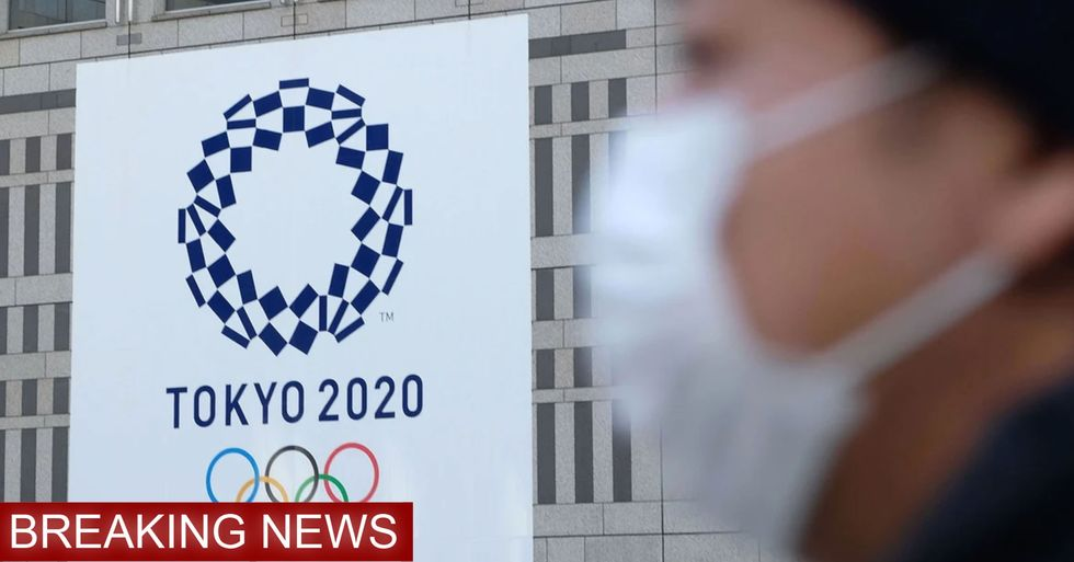 The Tokyo 2020 Olympics Have Been Postponed
