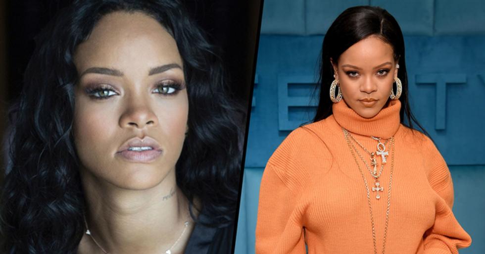 Rihanna Just Donated $5 Million to Coronavirus Relief Efforts
