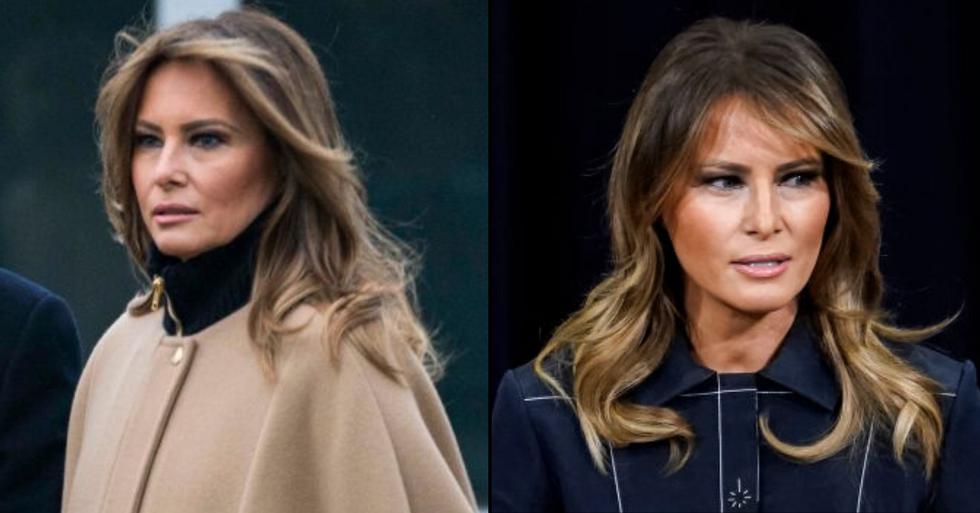 Melania Trump Has Been Tested for Coronavirus