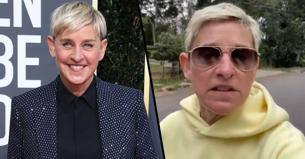 Someone Asked Twitter for Their Worst Ellen DeGeneres Stories and the Responses Have Made the Internet Mad