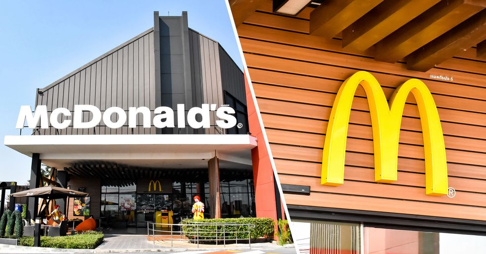 McDonald's Change Logo to Promote Social Distancing