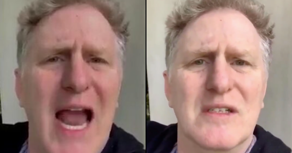 Michael Rapaport Demands Parents Get Their 'F***ing Kids Inside' in Furious Rant