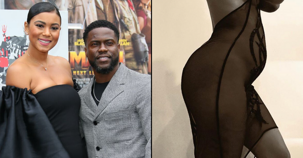 Kevin Hart and Wife Eniko Are Expecting Their Second Child Together