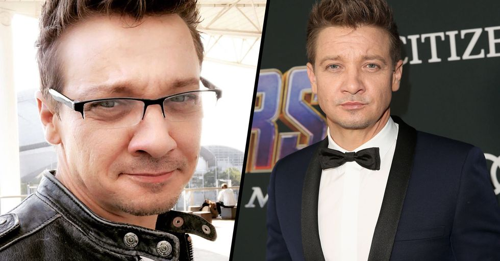 Jeremy Renner Asks to Pay Less Child Support Because of Coronavirus Pandemic