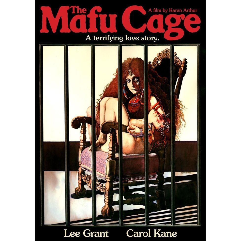 The Mafu Cage On DVD
