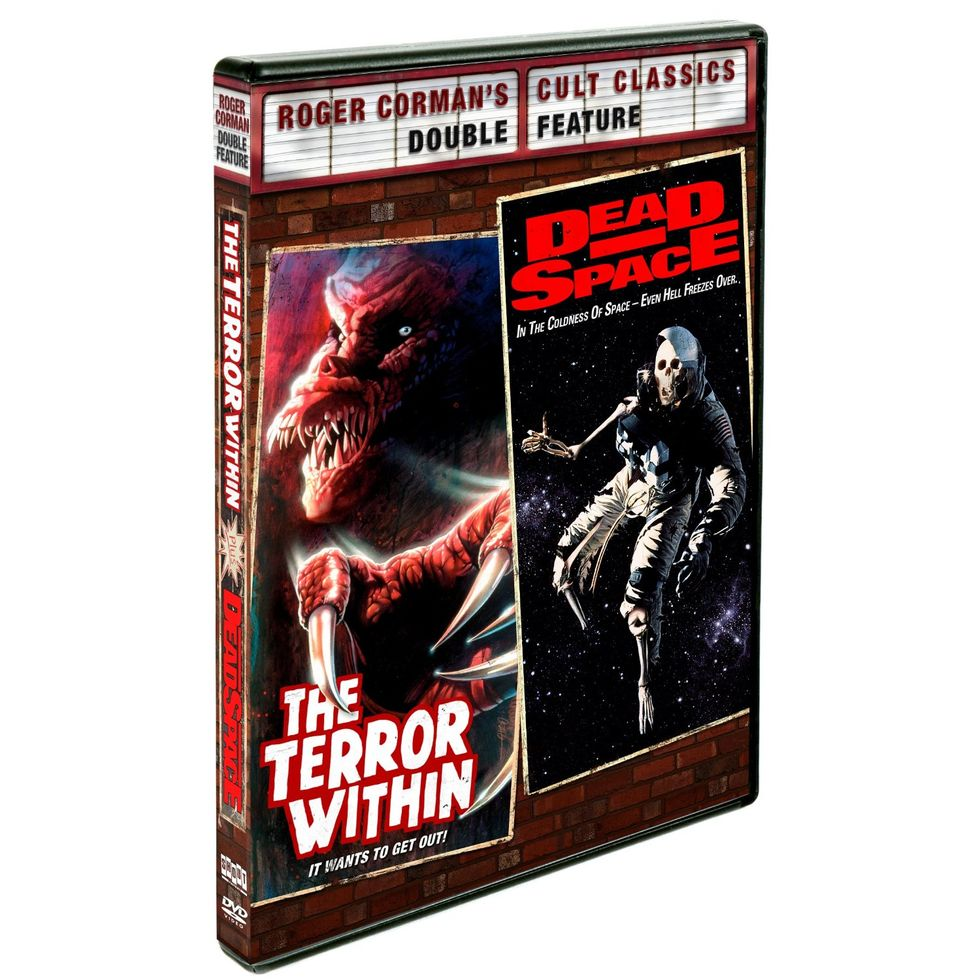The Terror Within and Dead Space On DVD