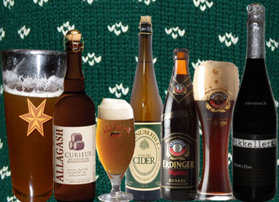 Beers and Bars for Sweater Weather