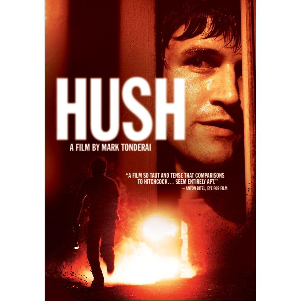 Hush, a Superior British Thriller on DVD
