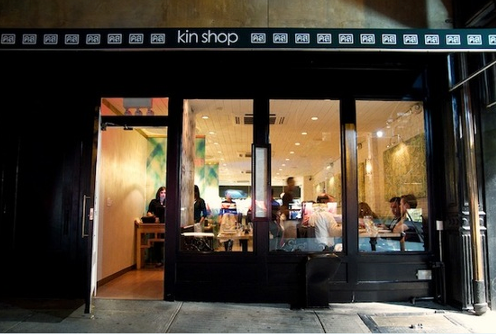 Kin Shop Is Our Restaurant of the Week