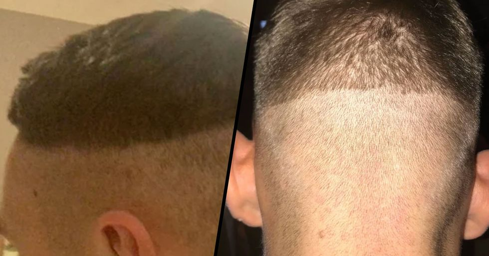 Women Are Cutting Their Boyfriends' Hair and the Results Are Hilarious