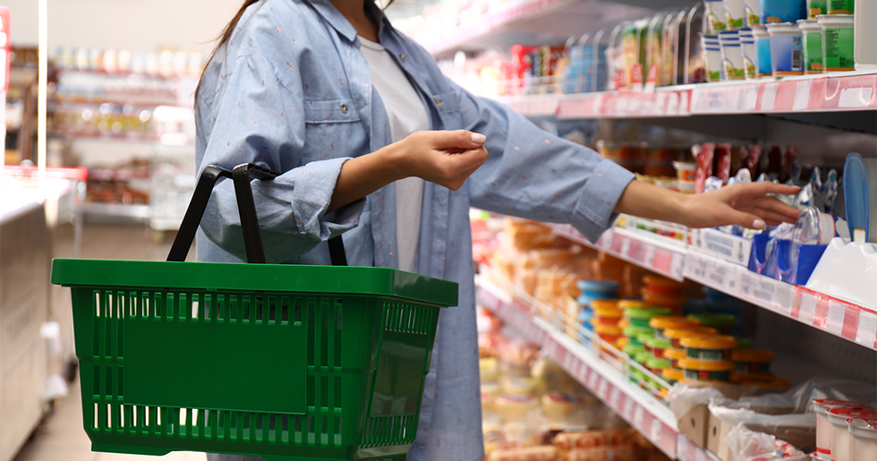 Truly Crazy Examples of Human Behavior at Supermarkets in the Last Week