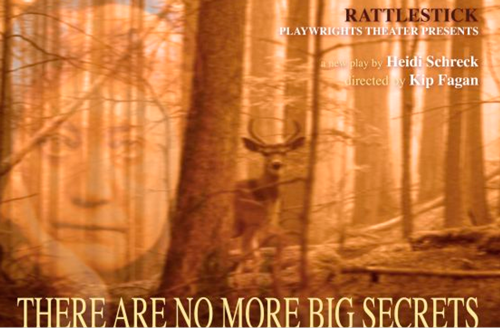 Stage Notes: There Are No More Big Secrets