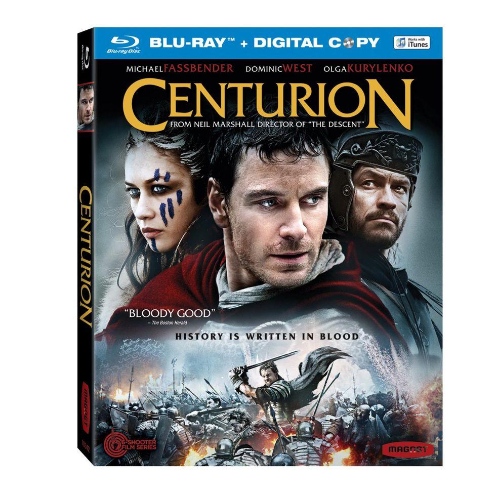 Centurion On DVD & Blu-ray