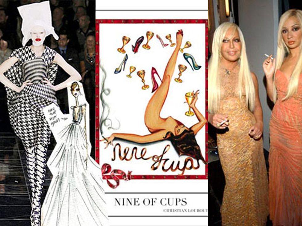 Alexander McQueen's Met Exhibit + Jason Wu Heads to the Altar in Today's Style Scraps