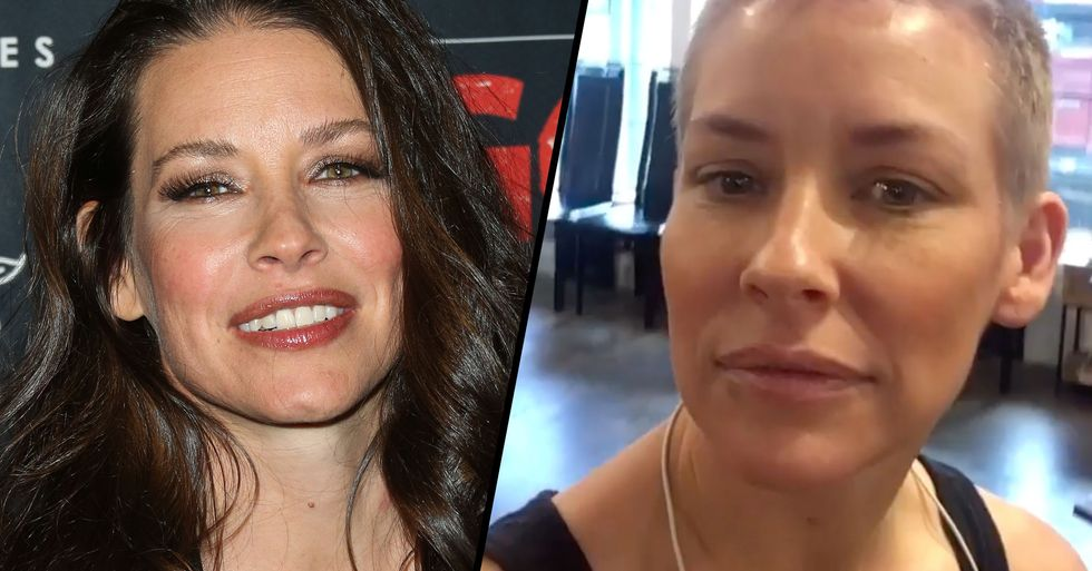 Evangeline Lilly Responds to Backlash After Saying She Refuses to Self Isolate