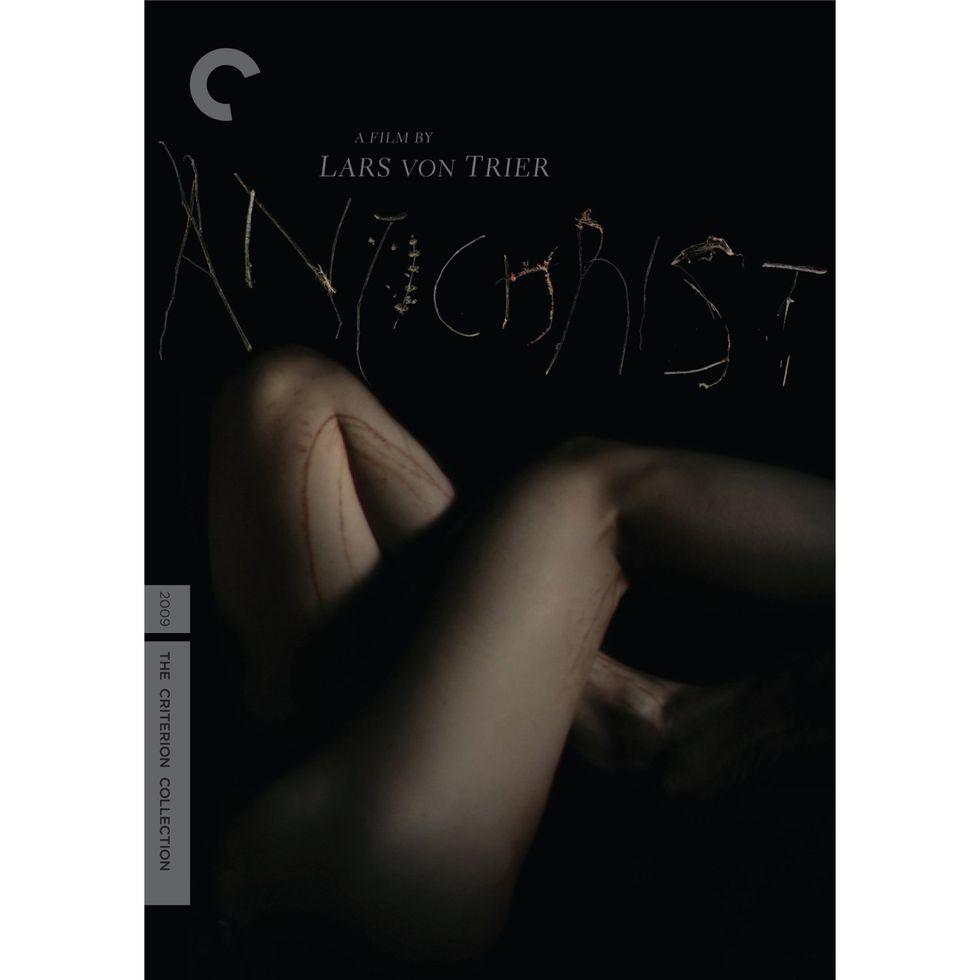 Antichrist On Criterion DVD & Blu-ray