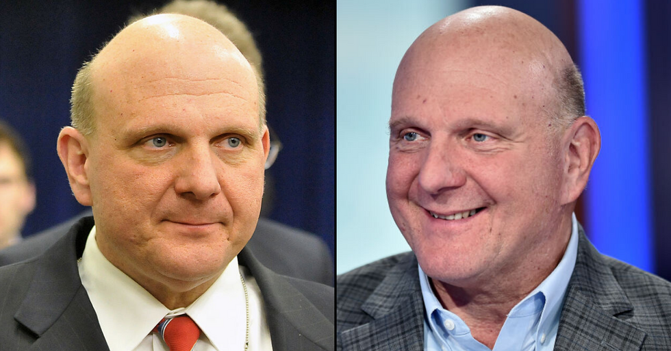 L.A. Clippers Owner Steve Ballmer Donates $25 Million to Coronavirus Relief Efforts