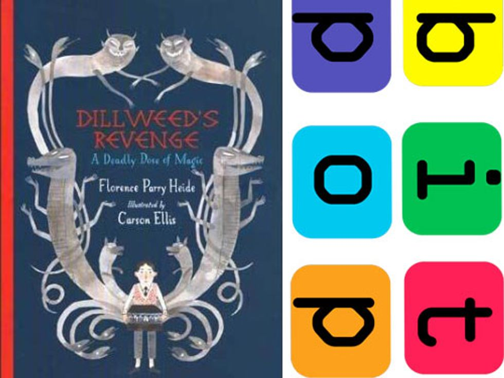 The Best Picture Books of 2010 + New Electronic Sub-Genres in Today's Bestest