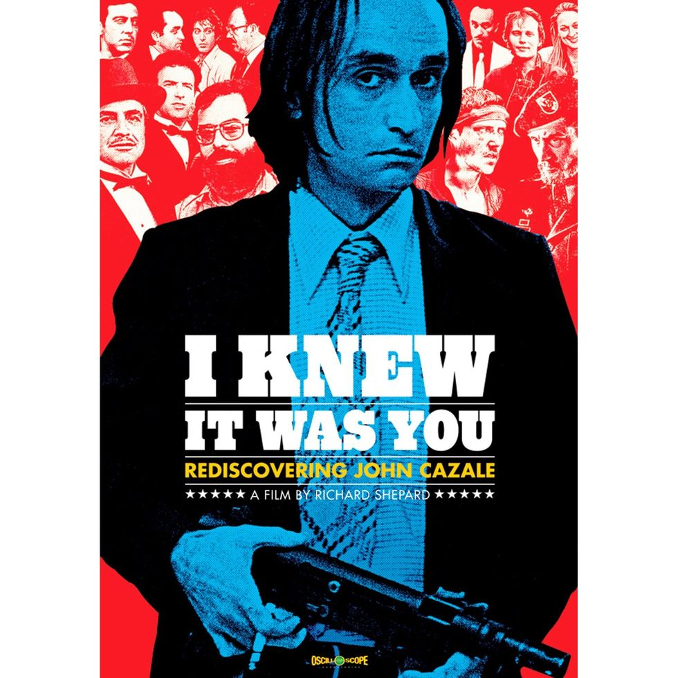 I Knew It Was You: Rediscovering John Cazale On DVD