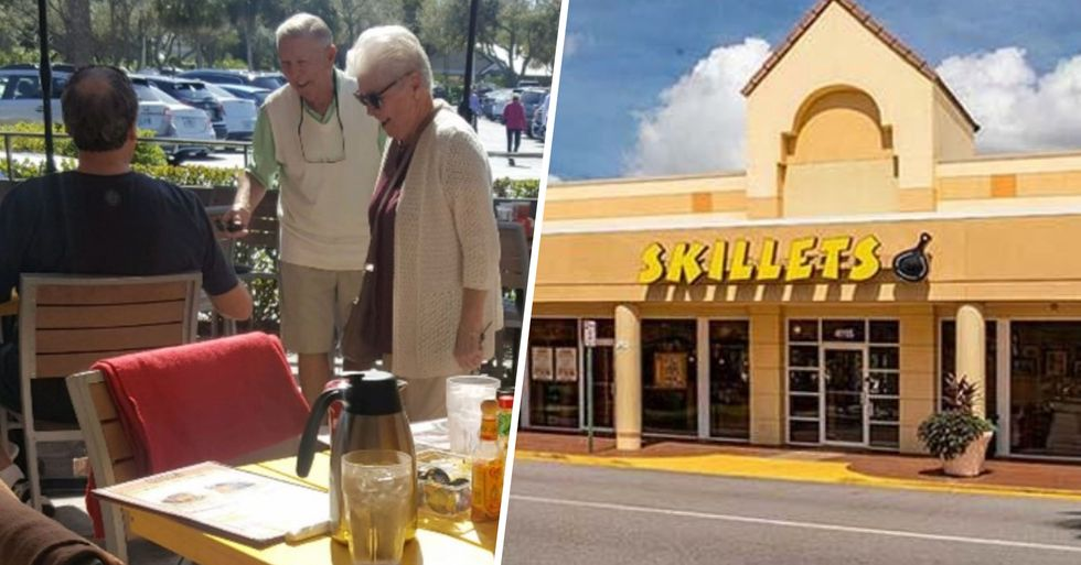 Florida Man Leaves $10,000 Tip at Restaurant so Everyone Who Works There Gets $500