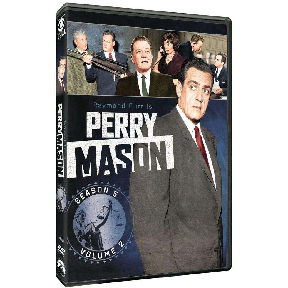 Perry Mason Season 5 (Volume 2) On DVD