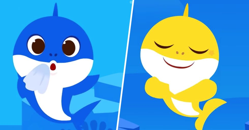 Baby Shark Releases New Song About Washing Your Hands