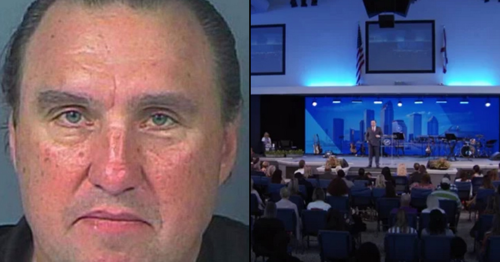 Florida Pastor Arrested After Megachurch Ceremony Defies Lockdown Orders