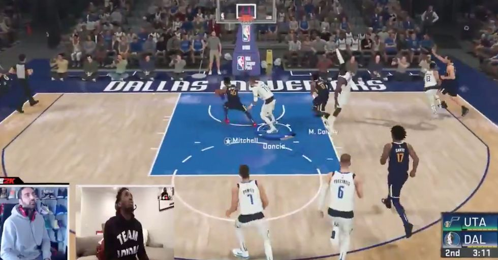 NBA Reportedly Hopes to Fill Void With Televised Players-Only 'NBA 2K' Tournament